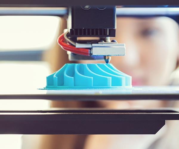 Prototypenentwicklung 3D Druck